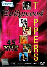 BOLLYWOOD TOPPERS 45 NON-STOP HITS UK ORIGINAL MUSIC with ENGLISH SUBTITLES DVD