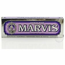 Marvis Jasmin Mint Luxury Italian Toothpaste - 75ml (Purple)