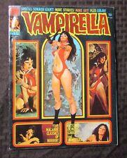 1975 VAMPIRELLA Warren Horror Magazine #45 FVF Frazetta