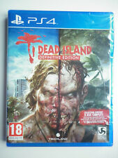 Dead Island Definitive Collection Jeu Vidéo PS4 Playstation 4
