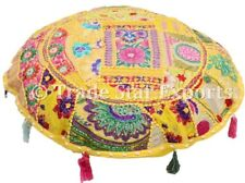 Indian Vintage Patchwork Pillow Case Embroidered Home Decor Throw Cushion Cover