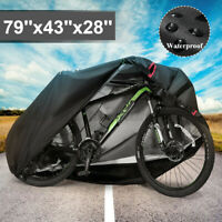 Waterproof Bicycle Bike Cover Protective Dustproof Outdoor Protection Heavy Duty
