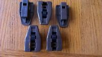 5 x Kenlin Rite-Trak I & II Drawer Stop with Roller, with USPS tracking #