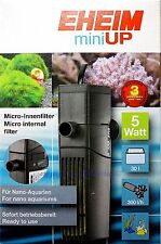 EHEIM miniup Micro Innenfilter Süß- und Meerwasser Nano Aquarien mini up