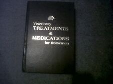 book Veterinary Treatments Medications Horsemen rancher cowboy caballo cheval 77