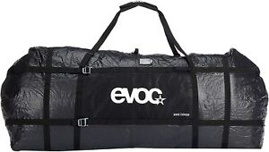 """Evoc Transport Black Bike Cover Suitable for up to 29"""" Bikes"""