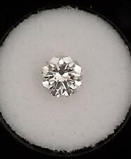 0.30 TCW GIA Certified Round Brilliant Diamond J Color SI1 Clarity