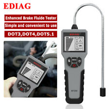 Brake Fluid Tester 5 LED Car Vehicle Auto Automotive Testing Tool For DOT3/DOT4