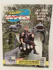 DOCTOR WHO Magazine DWM #162 July 1990
