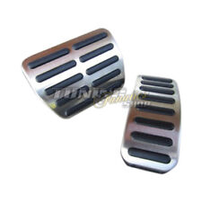 Genuine Stainless Steel Sport Pedal Pedal Caps for Automatic VW AUDI SEAT SKODA