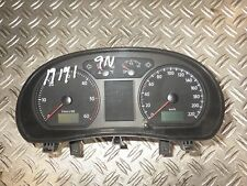 11902 Tachometer VW Polo IV (9N) 1.4 TDI  51 kW  69 PS (04.2005-11.2009)
