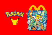 2021 Pokemon McDonalds 25th Anniversary Cards HOLO- Complete your Set