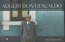 FRANCO BATTIATO - Auguri Don Gesualdo - DVD + LIBRO new