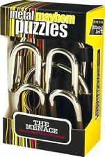 PUZZLE & ROMPICAPO METAL MAYHEM PUZZLES THE MENACE difficoltà 4 Professor Puzzle