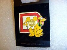 Disney pin - WDW - 40 Years of Magic - Starter Set - Pluto Only