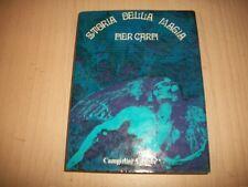 PIER CARPI: ABRA CADABRA: STORIA DELLA MAGIA. CAMPIRONI 1973 NUOVA EDIZIONE