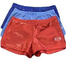 ozone gymnastics Cheer spandex bar shorts Adult Small EUC
