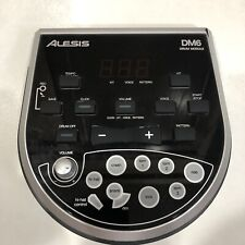 ALESIS DM6 USB Electronic Drum Module with Power Supply