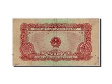 [#308551] Vietnam, 1 Hao, 1958, Undated, KM:68a, VF(20-25)