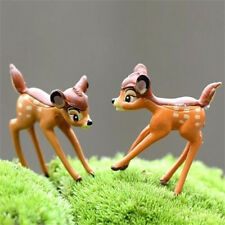 New listing Miniature Dollhouse Garden Craft Fairy Bonsai Diy Decor ~Cute Fawn~ 1Pc