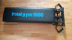 Total Gym 1000 Fitness Trainingsgerät Krafttraining Heimtrainer