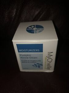 MyChelle Dermaceuticals Pumpkin Renew Cream Daily Moisturizer Lightweight Face