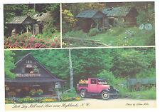 Lick Log Mill & Store vicinity Highlands North Carolina