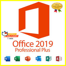 ⭐OFFICE©PROFESSIONAL©PLUS 2019⭐ 32/64 BIT 1PC KEY⭐TRUSTED✅INSTANT DELIVERY