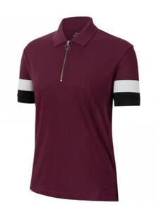 Nike Women's Dry-Fit Ace Novelty Golf Polo Shirt # Medium