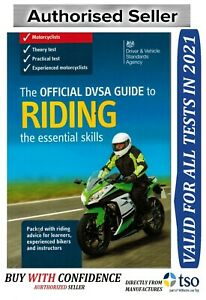 The Official DVSA Guide to Riding: Essential Skills for Motorcyclists --- Esnmtr