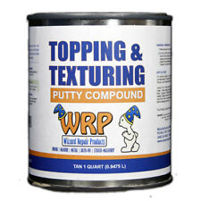 Wizzard Repair Products - 1 Qt. Topping Compound