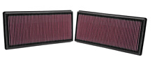 K&N High Air Flow With Exceptional Filtration Panel Air Filter 33-2446