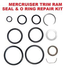 MERCRUISER R,MR,ALPHA ONE GEN 1 2 BRAVO ONE 1 TWO 2 THREE 3 TRIM RAM REPAIR KIT