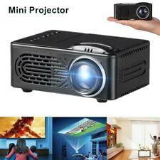 Mini Portable LED Home Cinema Projector HD 1080P Video Theater AV USB SD US 2020