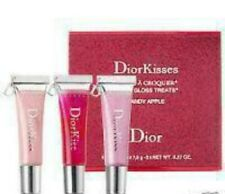 100%AUTHENTIC RARE DIOR JEWEL DIORKISS PLUMPING LIPGLOSS TRIO GIFT SET SOLD-OUT