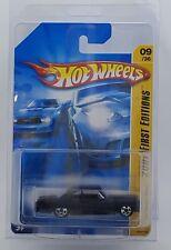 2017 Hot Wheels '69 Camaro Z28 Treasure Hunt HW Tooned Long Card 3/10