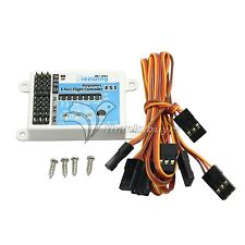 Freewing 3 Axis Flight Controller FPV Stabilizer E51 Gyro for RC Airplanes