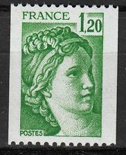 FRANCE TIMBRE NEUF  N° 2103 ** TYPE SABINE