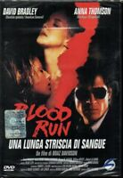 BLOOD RUN - UNA LUNGA STRISCIA DI SANGUE - DVD (NUOVO SIGILLATO)