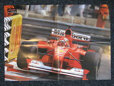 Poster Marlboro Ferrari F-2000 2000 #3 Michael Schumacher (GER) Monaco folded