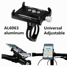 1X Universal Bike Motorcycle Handle Smart Phone Mount Cradle Holder Cell Phone
