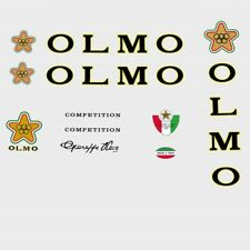 Olmo Bicycle Frame Stickers - Decals - Transfers n.800