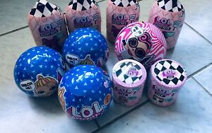 Lol L.O.L. Dolls 10 X Lils/Fuzzy Pets/ Boys/ Mixed Surprise NEW & SEALED***Toys