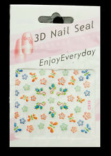 Bindi Papillon Bijou Decoration Stickers Autocollant pour Ongles Art Nail  2144