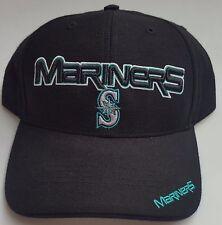 NEW! MLB Seattle Mariners Embroidered Adjustable Snapback Cap
