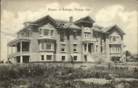 Picton Ontario House of Refuge c1910 Postcard
