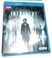 BBC Intruders: Season One DVD Blu-Ray, 2014, 2-Disc Set