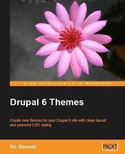 DRUPAL 6 THEMES - NEW PAPERBACK BOOK