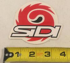 Sidi Boots Mx Atv Off-Road Racing Motocross Dirtbike Enduro Decal Sticker Emblem