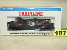 WALTHERS HO SCALE TRAINLINE #931-115 GUILFORD GP 9M DIESEL LOCOMOTIVE NEW